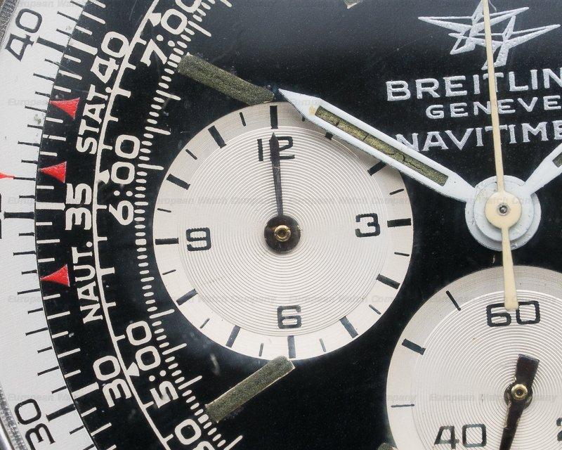 Breitling 7806 Vintage Navitimer SS Circa 1973