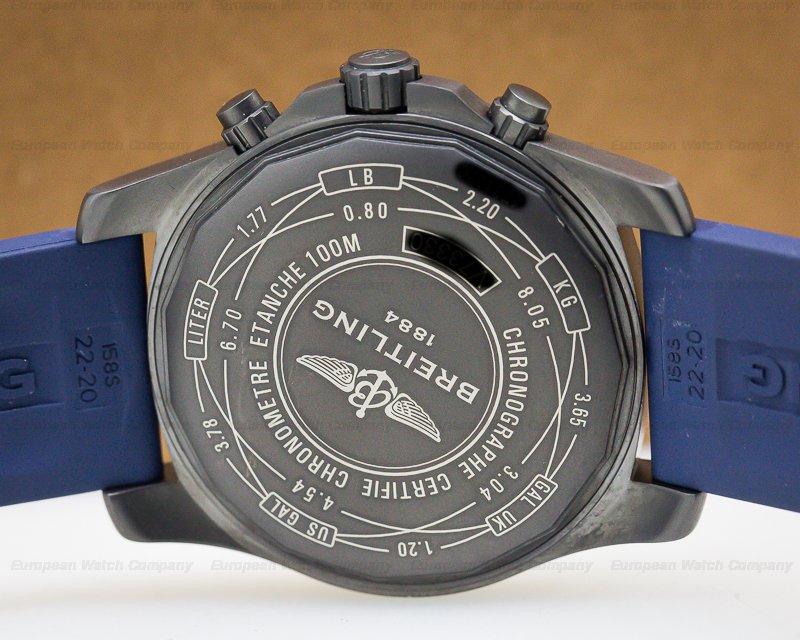 Breitling V7333010/C939 Chronospace EVO Night Mission