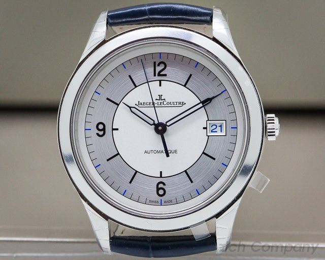 Jaeger LeCoultre Q1548530 Master Control SECTOR DIAL Automatic