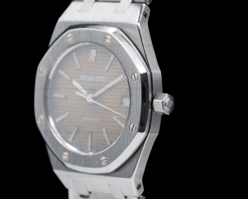 Audemars Piguet 14790ST Royal Oak Tropical Dial SS WOW 36MM