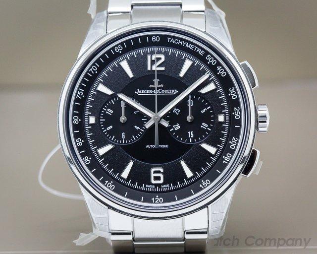 Jaeger LeCoultre Q9028170 Polaris Chronograph  NEW 2018 MODEL SS / SS