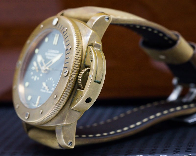 Panerai PAM00507 Luminor Submersible 1950 BRONZO 3 Days Automatic