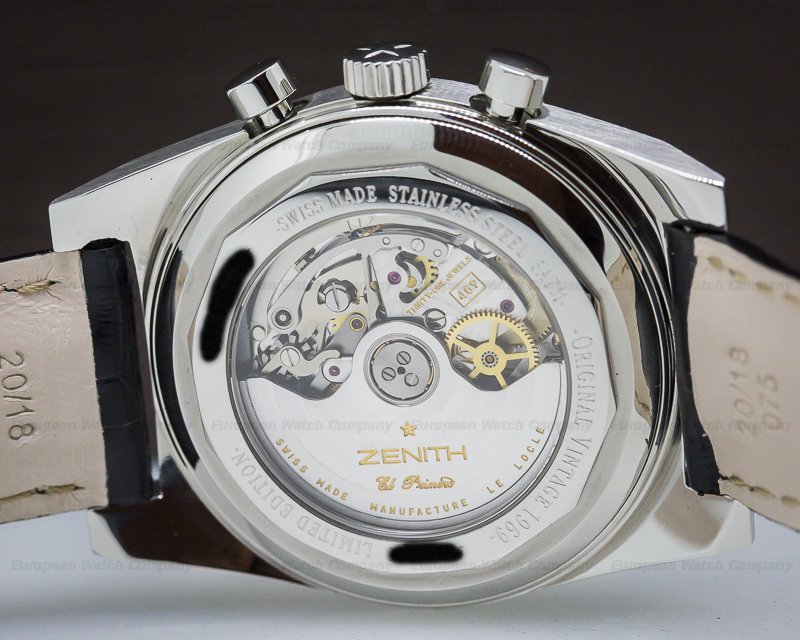 Zenith 03.1969.469/21.C490 Vintage 1969 Limited SS