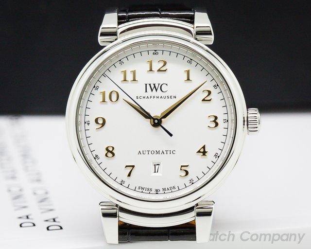 IWC IW356601 Da Vinci Automatic SS