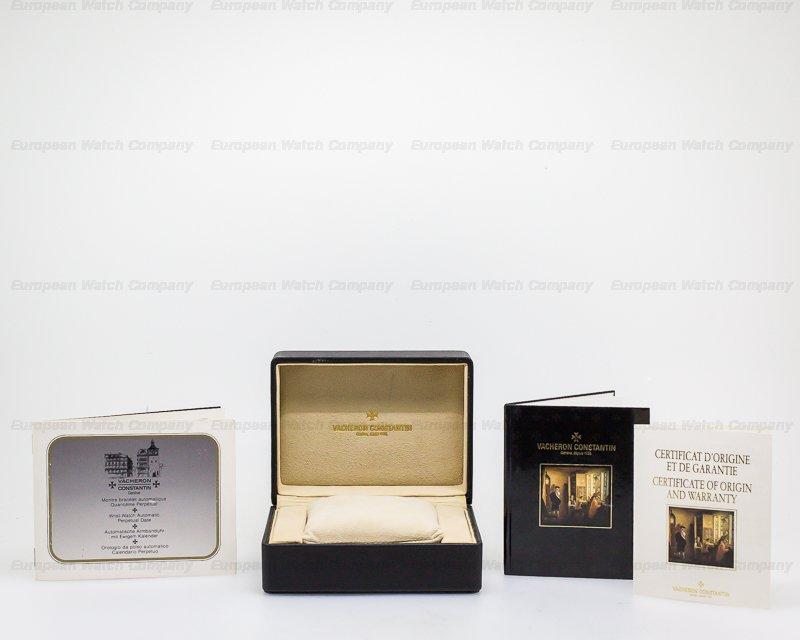 Vacheron Constantin 43031/000P-3 Patrimony Perpetual Calendar Platinum