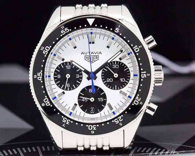 TAG Heuer CBE2114.EB0131 Autavia Jo Siffert Limited Edition of 100