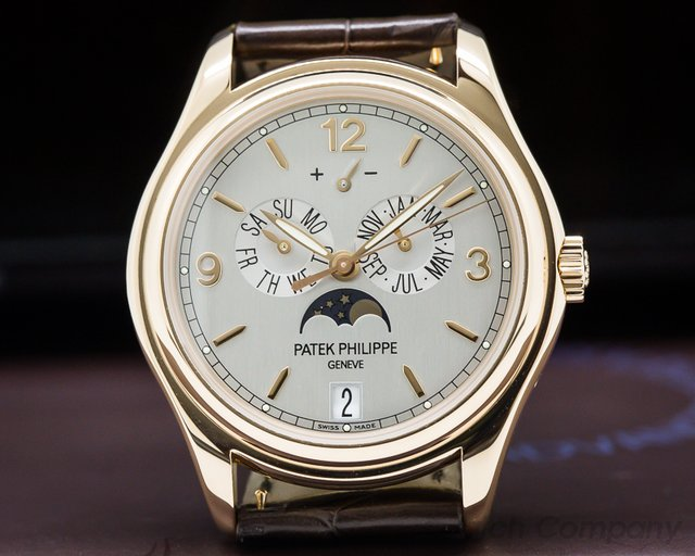 Patek Philippe 5350R-001 Advanced Research Annual Calendar COMPLETE