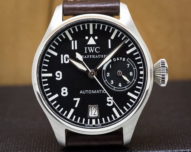 IWC 5002-01 Big Pilot 5002-01 FIRST SERIES / FULL SET