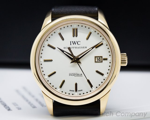 IWC IW323303 Ingenieur Automatic Vintage Collection 18K Rose Gold