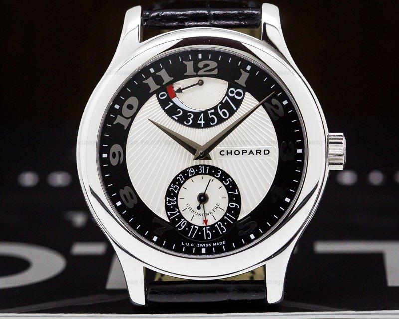 Chopard 161903-1001 L.U.C. Quattro Mark II Power Reserve White Gold