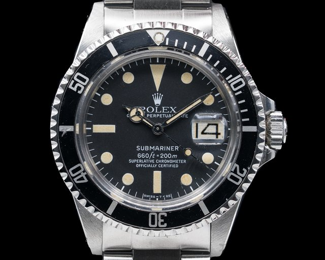 Rolex 1680 Submariner 1680 SS FANTASTIC
