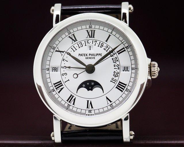 Patek Philippe 5059P-001 Retrograde Perpetual Calendar Platinum