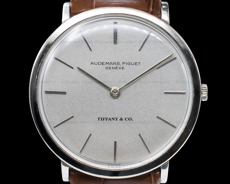 "Audemars Piguet 5259 5259 18K White Gold ""TIFFANY & CO"" RARE"