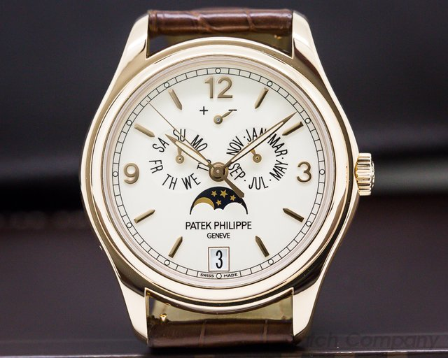 Patek Philippe 5146R-001 Annual Calendar 18K Rose Gold