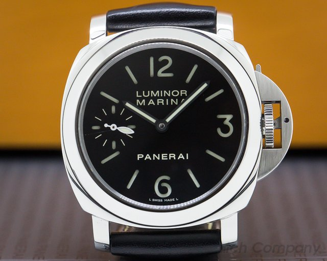 Panerai PAM111 Luminor Marina SS Manual Wind 44MM
