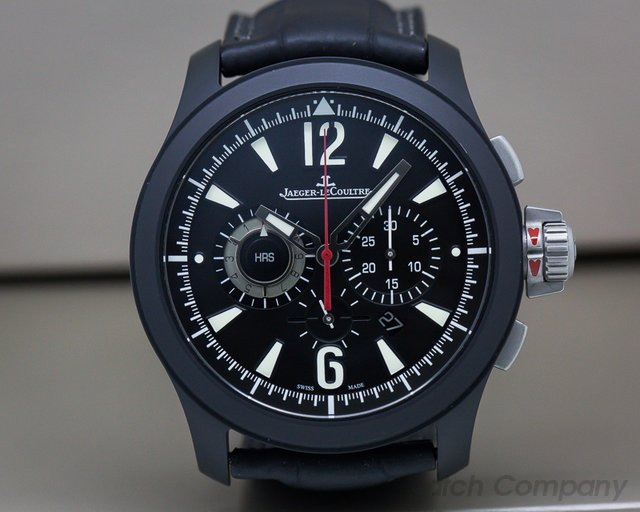 Jaeger LeCoultre Q204C470 Master Compressor II Chronograph Ceramic Limited