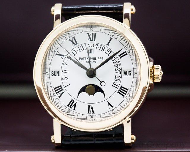 Patek Philippe 5059R Retrograde Perpetual Calendar 18K Rose Gold