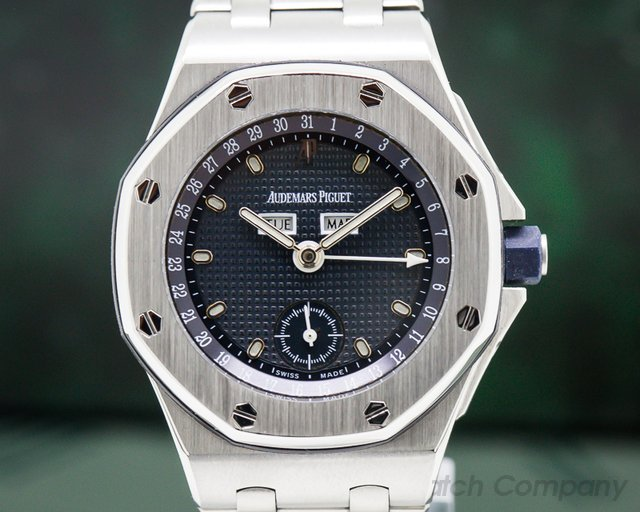 Audemars Piguet 25807ST.OO.1010ST.01 Royal Oak Offshore Triple Date SS