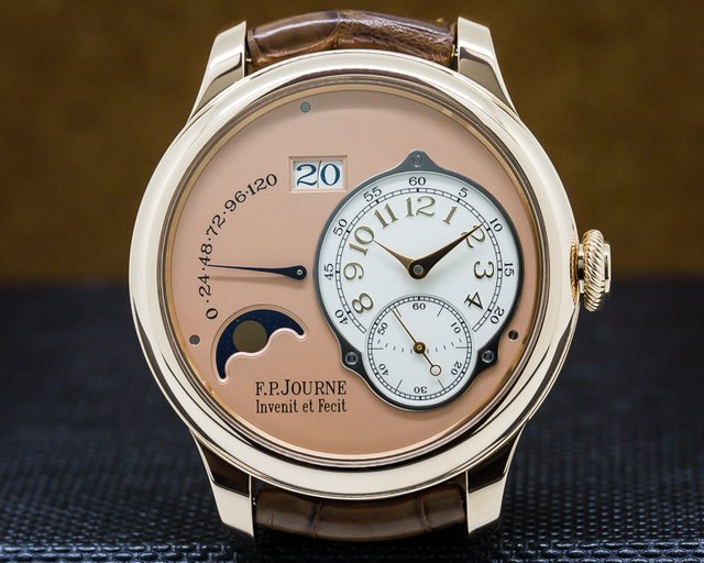 F. P. Journe  Octa Lune Red Gold / Red Gold Dial 42MM