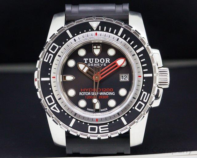 Tudor 25000 Tudor Hydronaut 1200
