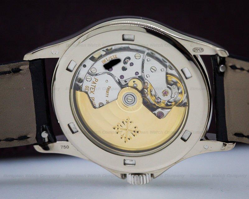 Patek Philippe 5107G-001 Calatrava Automatic 18K White Gold