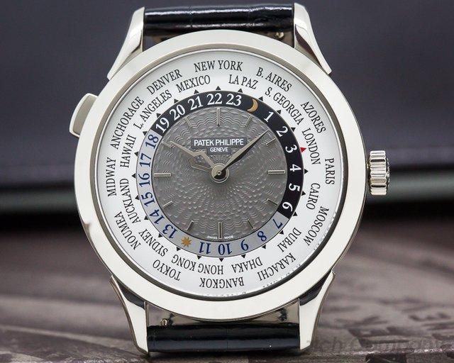 Patek Philippe 5230G-001 5230G World Time White Gold