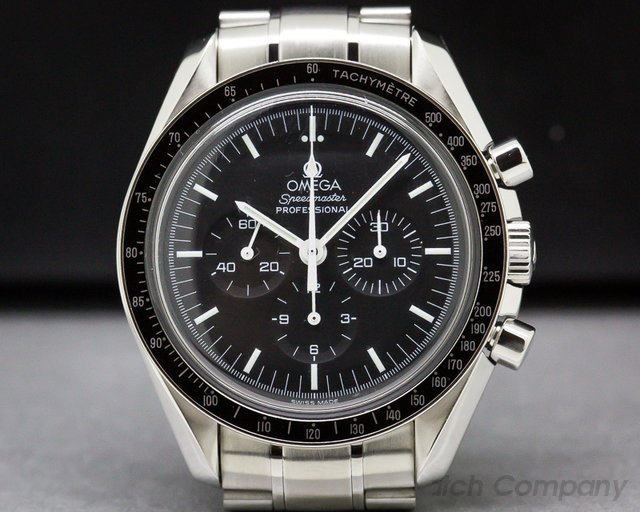 Omega 3560.50 Speedmaster Professional Apollo XI 30th Anniversary