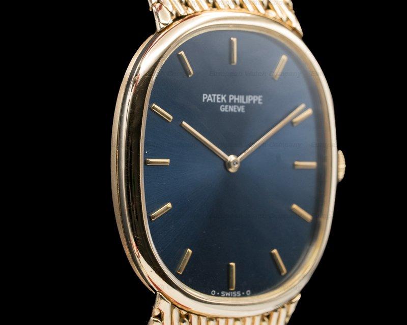 Patek Philippe 3848/8 Golden Ellipse 18K Yellow Gold Bracelet