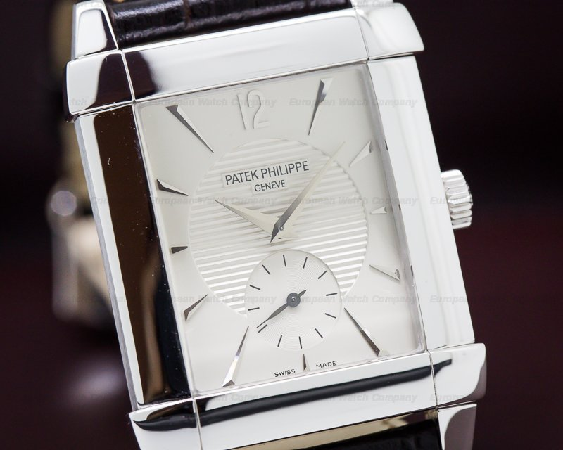 Patek Philippe 5111G-001 Gondolo Manual Wind 18K White Gold