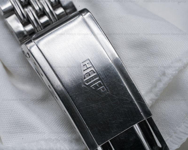 Heuer 2447SN Vintage Carrera 2447SN Silver PANDA Dial Valjoux 72 Circa 1968