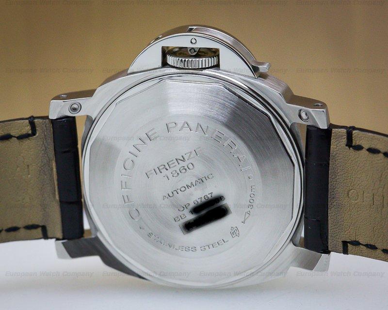 Panerai PAM00241 Luminor Marina Power Reserve Black 40MM