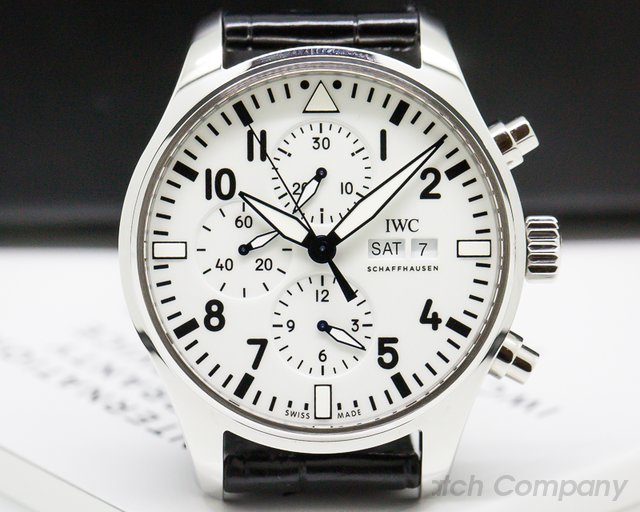 "IWC IW377725 Pilot's Watch Chronograph Edition ""150 Years"" UNWORN"