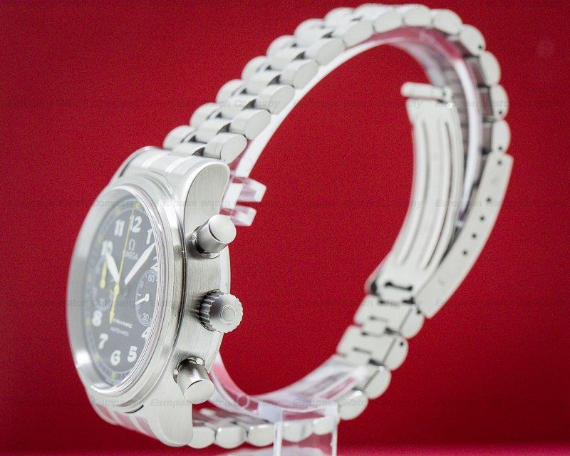 Omega 5240.50 Dynamic Chronograph SS / Bracelet 38MM