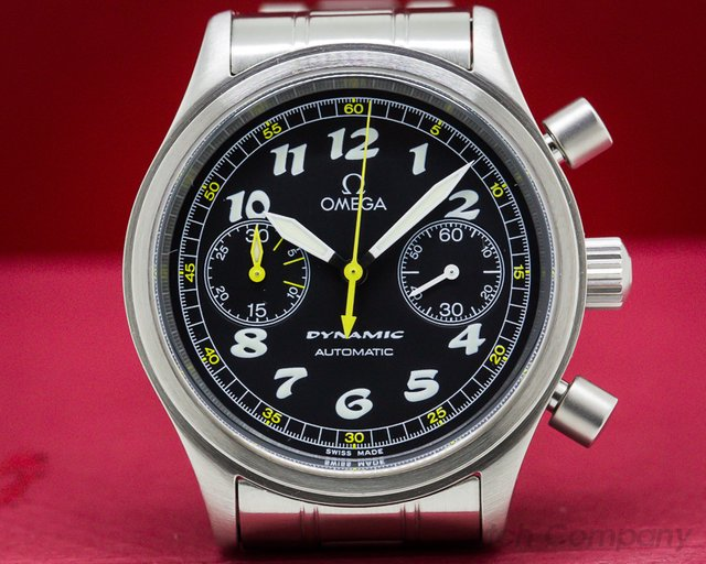 Omega 5240.50 Dynamic Chronograph 