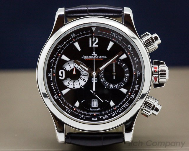Jaeger LeCoultre 175.84.70 Master Compressor Chronograph SS
