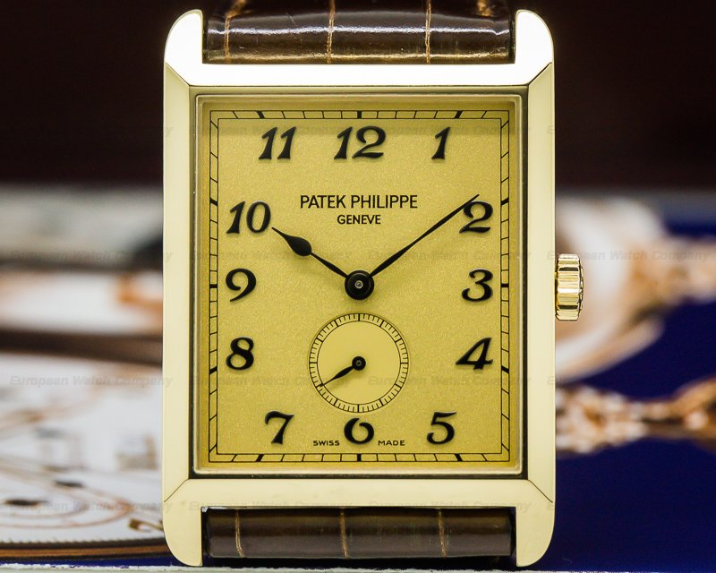 Patek Philippe 5109J-010 Gondolo 18K Yellow Gold