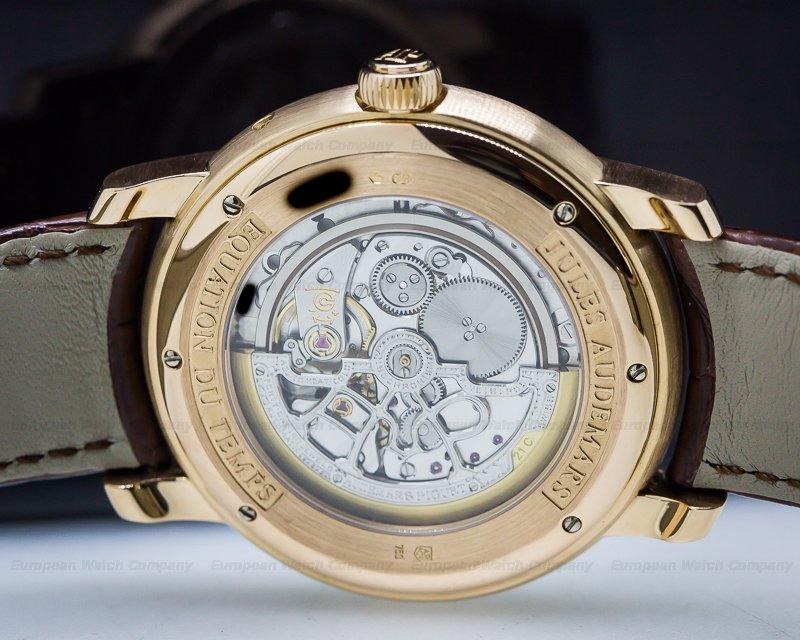 Audemars Piguet 26003OR.OO.D088CR.01 Jules Audemars Equation of Time 18K Rose Gold