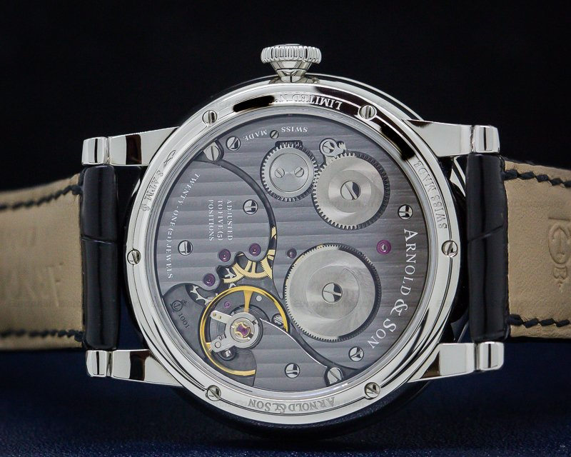 Arnold & Son 1LCAS.S01A.C111S HMS1 Steel Limited to 250 Pieces