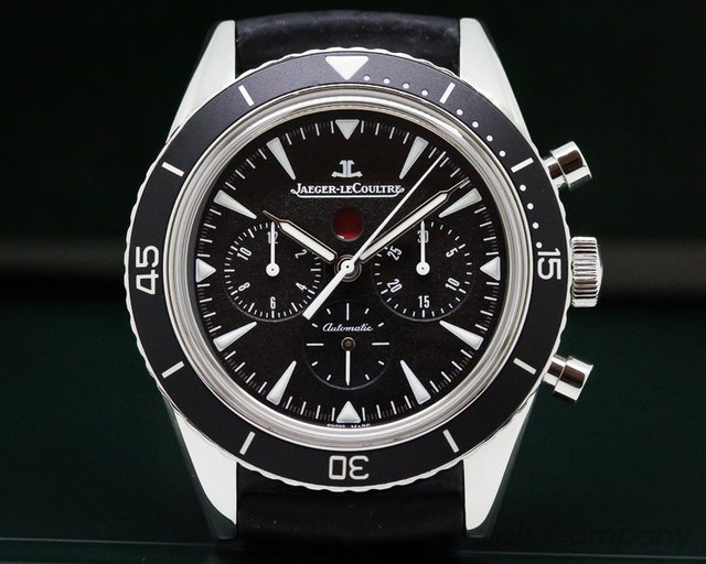 Jaeger LeCoultre Q2068570 Tribute to Deep Sea Chronograph