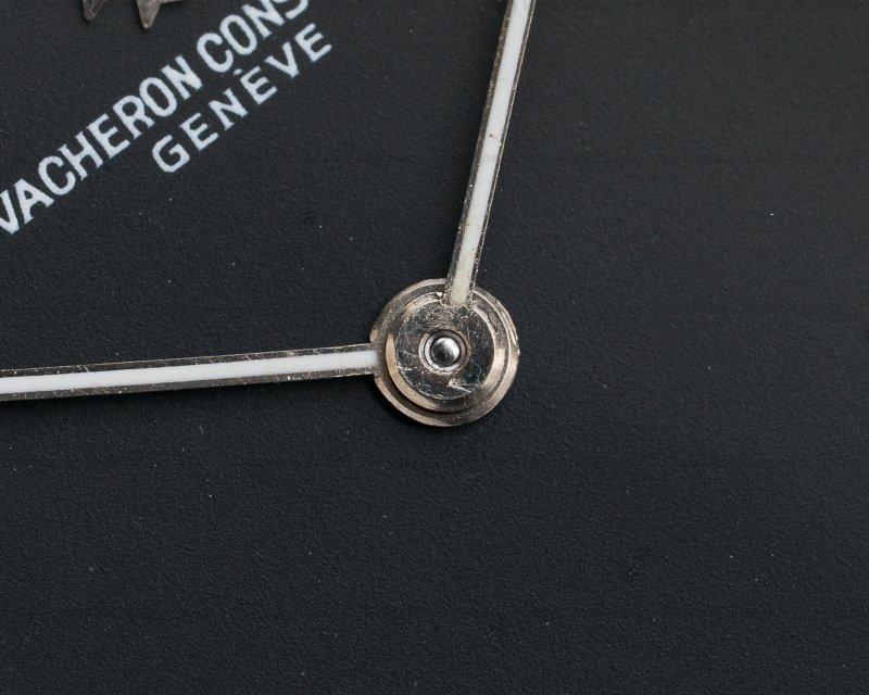 Vacheron Constantin 2093 Vintage Tonneau 18k White Gold