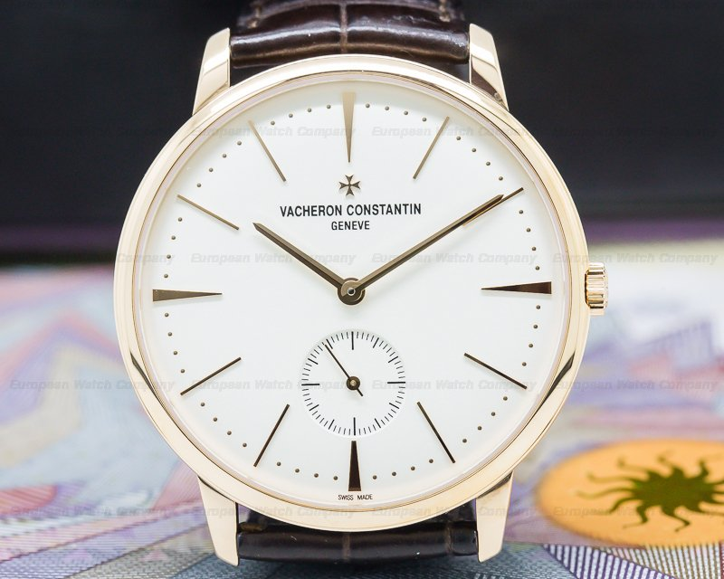 Vacheron Constantin 1110U/000R-B085 Patrimony 42MM 18K Rose Gold Manual Wind