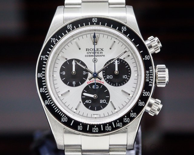 """Rolex 116520 Artisans De Geneve Tribute to Daytona 6263 II """"Big Red"""" LIMITED UNWORN"""