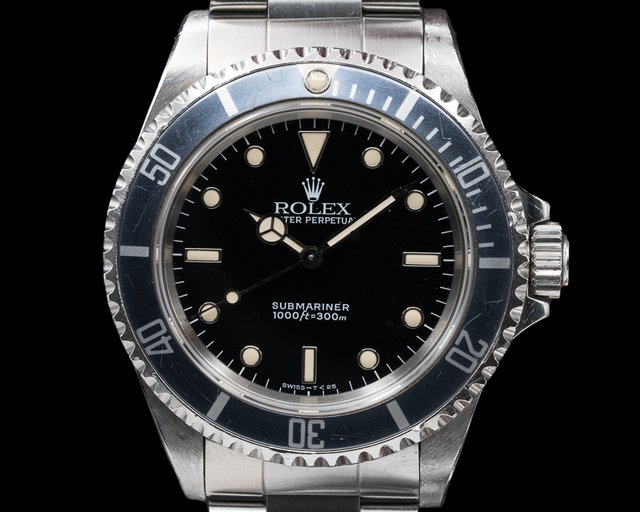 Rolex 14060 Submariner No Date SS TRITIUM