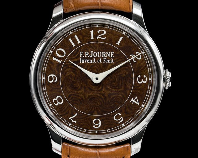 F. P. Journe Holland & Holland  Chronometre Holland & Holland SS LIMITED