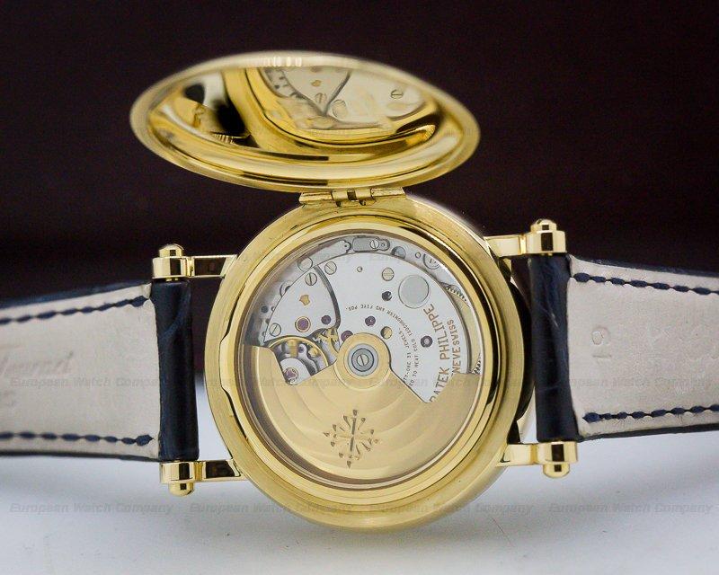 Patek Philippe 5059J Retrograde Perpetual Calendar 18K Yellow Gold