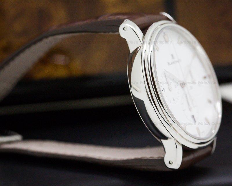 Blancpain 6185-1127-55b Villeret Chronographe Monopoussoir SS