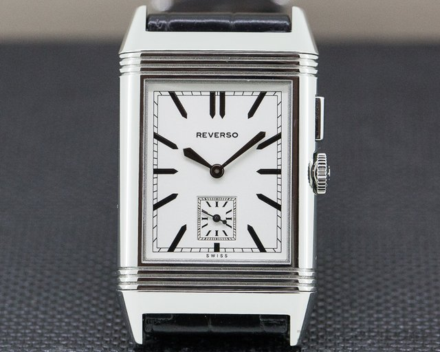 Jaeger LeCoultre Q3788570 Grande Reverso Ultra Thin Duoface SS