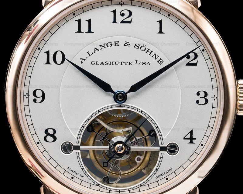 A. Lange and Sohne 730.032 1815 Tourbillon 18K Rose Gold