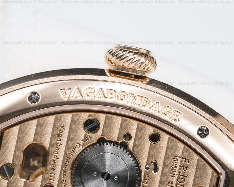 F. P. Journe Vagabondage 3 Vagabondage III Rose Gold LIMITED RARE