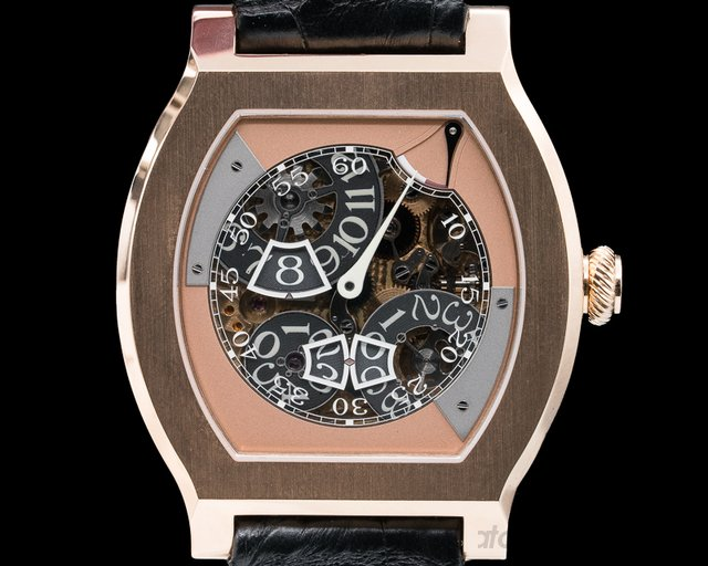 F. P. Journe Vagabondage 3 Vagabondage III Rose Gold LIMITED RARE
